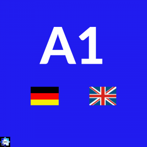 A1 Courses German and English