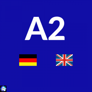 A2 Courses German and English