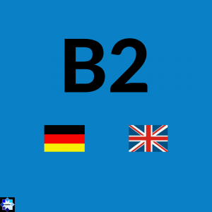B2 Courses German and English