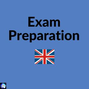 Exam Preparation English